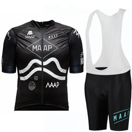 $enCountryForm.capitalKeyWord Canada - Catazer 2017 MAAP Cycling Jerseys Short Sleeves Summer Style For Men Women MTB Ropa Ciclismo Quick Dry Bike Wear Bib Pants 9 Colors