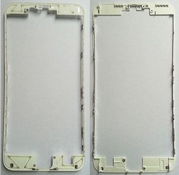 """Mid Lcd Digitizer NZ - For iphone 6s Front LCD Screen Digitizer Holder Middle Mid Bezel Frame Bracket with Hot Glue for iphone 6s Plus 4.7 5.5"""" DHL Free 100pcs lot"""