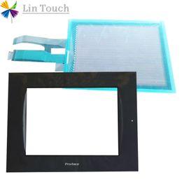 NUEVO GP2500-LG41-24V GP2500-SC41-24V GP2500-TC41-24V HMI PLC TouchScreen Y etiqueta frontal Película Pantalla táctil Y Frontlabel en venta