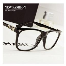 f6520b3b6a2 Free Shipping Fashion Men Women on frame name brand designer plain glasses  optical eyewear myopia eyeglasses frame