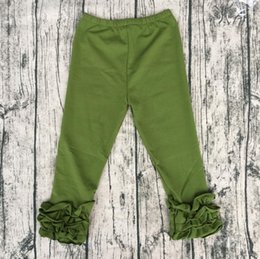 fa1ebb309d501 Cheap Icing Baby Leggings Wholesale Triple Layers Ruffle Baby Girls Icing  Super Cotton Pants