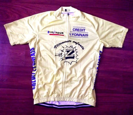 2456a1ae2 2017 Brand New Team Z Vetement Yellow cycling Jersey breathable cycling  jerseys Short sleeve summer quick dry cloth MTB Ropa Ciclismo B37