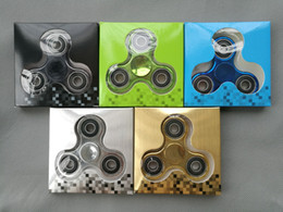 Low fidget spinners online shopping - The lowest sale Hot Selling EDC Fidget Toys Triangular Hand Spinner Orqbar Metal Professional Fidget Spinner Autism and ADHD HandSpinn