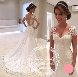 Mermaid Wedding Dresses Short Women Australia | New Featured Mermaid ...