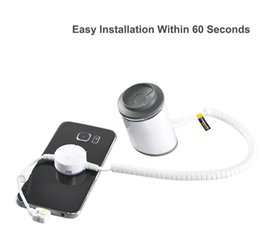 $enCountryForm.capitalKeyWord Australia - Mobile phone security alarm tablet security stand ipad display holder cell phone secure system Samsung anti-theft display lock