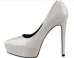 $enCountryForm.capitalKeyWord UK - wholesaler free shipping factory price hot seller new style white black red color fashion high heel women round nose dress shoe062