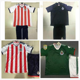 low priced ae1f4 e1958 Discount Club Chivas Jersey | 2017 Club Chivas Jersey on ...