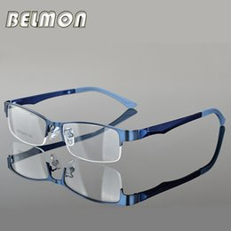 $enCountryForm.capitalKeyWord Canada - Wholesale- Eyeglasses Frame Women Men Computer Optical Glasses Spectacle Frame For Women's Male Transparent Female Armacao Oculos de RS282
