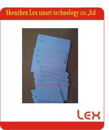 $enCountryForm.capitalKeyWord NZ - Wholesale- best Discounts Make Custom 100pcs lot TK4100 125khz Plastic ID Door Access Control blank Card