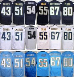 ... 2013 Nike White Elite Jersey Womens Los Angeles Chargers Kyle Emanuel  NFL Pro Line Team Color Jersey 43 Branden Oliver 51 Kyle Emanuel 54 Melvin  Ingram ... ceec83187