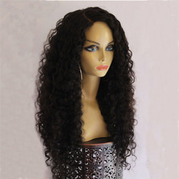 water waves human hair Australia - Water Wave Full Lace Human Hair Wigs For Black Women Wet Wavy Front Lace Wigs with Baby Hair Natural Color 8-26Inches