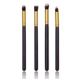 Blue green eyeshadow online shopping - Fashion Soft Makeup Cosmetic Eye Brushes Set Eyeshadow Blend Powder pencil Make Up Brush Sets Kit Tools