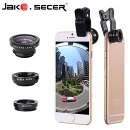 $enCountryForm.capitalKeyWord Canada - Fisheye Lens Fish Eye + Wide Angle + Macro 3 in 1 Mobile Phone Lens For Phone Ip6S plus 5S 4S xiaomi Smartphone New Universal