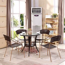Discount Outdoor Furniture Balcony High Quality Hotel Garden Balcony PE  Rattan Wicker Sofa Set Wicker
