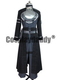 sword art kirito cosplay costume Australia - Sword Art Online 2 Gun Gale Online GGO Cosplay Kirito Kazuto Kirigaya Female Uniform Costume