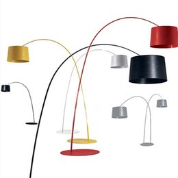 Discount foscarini lighting - Hot Sale Italy Foscarini Twiggy Terra Floor Lamp Marc Sadler Design Trendy Floor Lamp Indoor Lighting 3*E27 Bulbs 60W LE