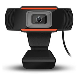 New 8x3x11cm A870C USB 2.0 PC Camera 640X480 Video Record HD Webcam Web Camera With MIC For Computer For PC Laptop Skype MSN