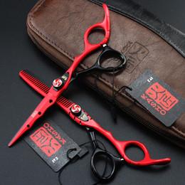 Оптовые 6,0-дюймовые парикмахерские ножницы Парикмахерские ножницы для стрижки волос Набор инструментов для парикмахерского оборудования с высоким качеством
