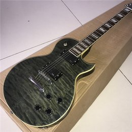 Guitar Custom Shop Black NZ - New Chinese good guitar custom shop guitar custom Electric Guitars,Factory direct sale ,black pattern,can be a lot of custom,Like photos