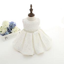 a00e5fd729531 Date Infant Toddler Bébé Fille Fête D anniversaire Robes De Baptême Baptême  Robe De Pâques