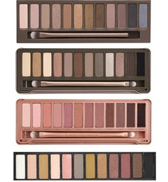 $enCountryForm.capitalKeyWord Canada - 12 color eyeshadow Cosmetics In Stock Makeup Eye Shadow NUDE 12 color eyeshadow palette 15.6g High quality NUDE 1.2.3.4.5 DHL Fast Delivery