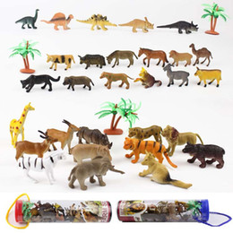 plastic building bricks figures 2019 - Hot Jurassic Dinosaur Figures Model Bricks Mini Figures Building Blocks Plastic Dinosaur Models Children Kids dinosaurs