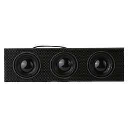"""$enCountryForm.capitalKeyWord Canada - 5.25"""" Stereo Surround Speaker PC Front Panel Computer Case Built-in Mic Music Loudspeakers"""
