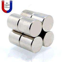 Rare Earth Neodymium Magnets Sale Australia - 20pcs Hot sale 12*12 D12*12mm 12x12 D12x12mm 12*12mm 12x12mm 12mm*12mm rare earth neodymium magnets NdFeB N35 grade with Ni coating