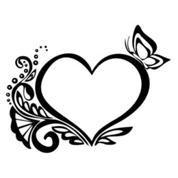 $enCountryForm.capitalKeyWord Canada - Hot Product For Retro Heart Butterfly Flower Car Sticker Interesting Car Styling Vinyl Decals Accessories Decorate