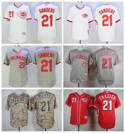 28bb2e25e 60d93 1a6e0  order throwback 21 deion sanders jersey flexbase cincinnati  reds cooperstown baseball jerseys cool base white grey