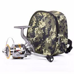 $enCountryForm.capitalKeyWord Canada - Hot Sale Fishing Camouflage Bag Small Reel Bag Medium Gear Bag Fashion Fishing Spinning Reel Fishing Tackle Pesca Accessory
