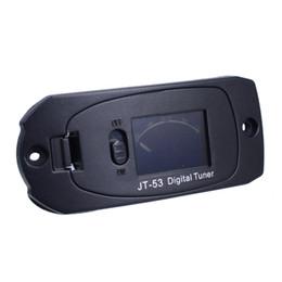 Electric Tuners NZ - Chromatic Digital Guitar Tuner For Electric Guitar JT-53 Digital Tuner W Screen