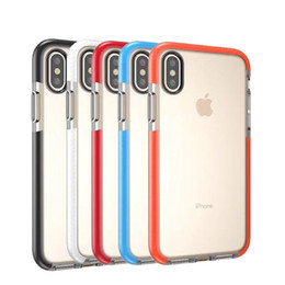 $enCountryForm.capitalKeyWord NZ - For Apple iPhone X 10 Case Beetle Style Clear Transparent TPU Back Gel Bumper Shockproof Lightweight Cover Shell