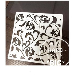 $enCountryForm.capitalKeyWord NZ - DIY white stencils pattern design Masking template For Scrapbooking,cardmaking,painting,DIY cards-The leaves background 166