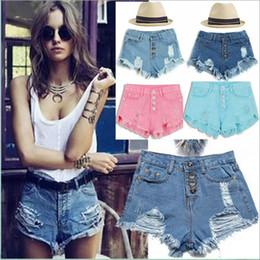 Discount Summer Wear High Waist Jeans   2017 Summer Wear High ...