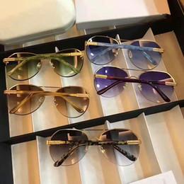 $enCountryForm.capitalKeyWord Canada - SW Little Swan diamond sunglasses sunglasses lens color gradually multilateral geometric shape double beam Sunglasses colors optional