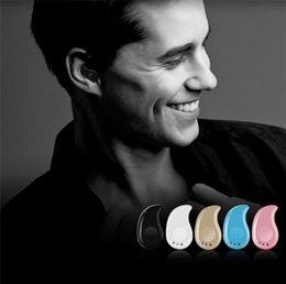 $enCountryForm.capitalKeyWord NZ - 2017 New S530 Mini Wireless Bluetooth 4.0 Earphone Stereo Light Stealth Headphones Headset Earbud With Micro phone Universal with retail box