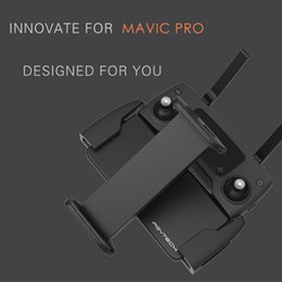 Wholesale PGYTECH DJI Mavic Pro Accessories Pad Mobile Phone Holder aluminum Flat Bracket tablte stander Parts RC drones