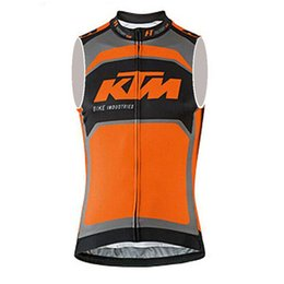f2976f530 KTM 2017 Cycling jersey MTB bicycle vest sleeveless cycling clothing ropa  ciclismo hombre summer maillot ciclismo mtb bike sportswear C2809