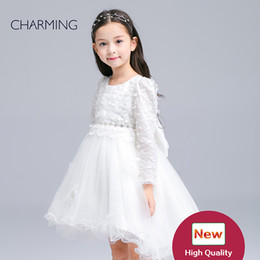 china wedding shop Canada - flower girl dress of 9 years old girl tutu dress child dresses shop online for kids clothes china suppliers wholesale