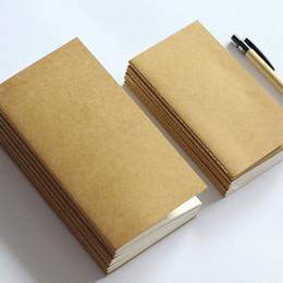 daily planner notebook 2019 - Standard Pocket Paper Notebook Notepad Diary Journal Traveler's Notebook Refill Planner Organizer Filler Paper free