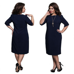 Slimming Dress Styles For Plus Size Online   Slimming Dress Styles ...