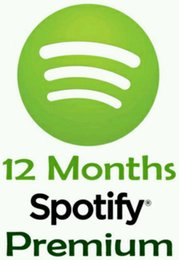 Lovely Spotify Premium Worldwide 12 Months Read Description Music