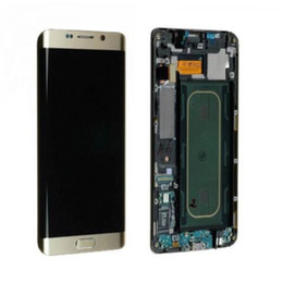 lcd samsung edge 2018 - Original Quality Brand New Touch Screen Digitizer LCD With Frame Replacement for Samsung Galaxy S6 Edge Plus G9280 G928F