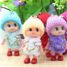 blue moon gift bag NZ - Creative baby gift bag accessories Plush confused doll accessories cell phone key chain accessories wholesale