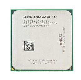 Cpu Core soCket online shopping - X3 Original for AMD Phenom II X3 Processor Triple Core GHz Socket AM3 pin W Desktop CPU