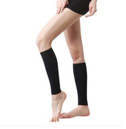 Body Beauty Slim Canada - Beauty Slim Compression Body Leg woman Second calf Anti-venous Stovepipe Elasticity sock Fitness sports Outdoors Fat burning Pressure socks