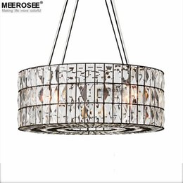 Incandescent luminaire chandelier suppliers best incandescent chinese luxurious crystal chandelier ring shape suspension lamp lustre for living room restaurant cafe hotel elegant aloadofball Gallery