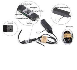 H 264 power bank online shopping - FULL HD P module board Camera HD wifi P2P DIY Module IP Camera with power bank H Wireless Home Surveillance Cameras