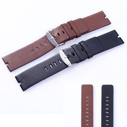 $enCountryForm.capitalKeyWord UK - New 22mm genuine leather Watch Band StrapFor Motorola Moto 360 Smart Watch + Tools Black   Brown Watchband